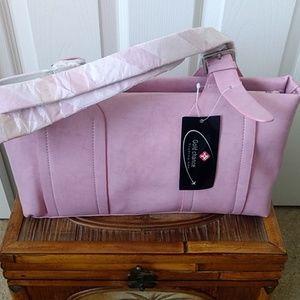 Handbags - Pink handbag